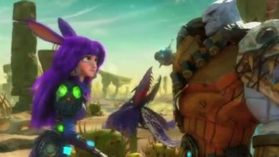 "Wildstar ""Cinematic Trailer"""
