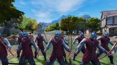 Realms of Conquest. Официальный тизер-трейлер