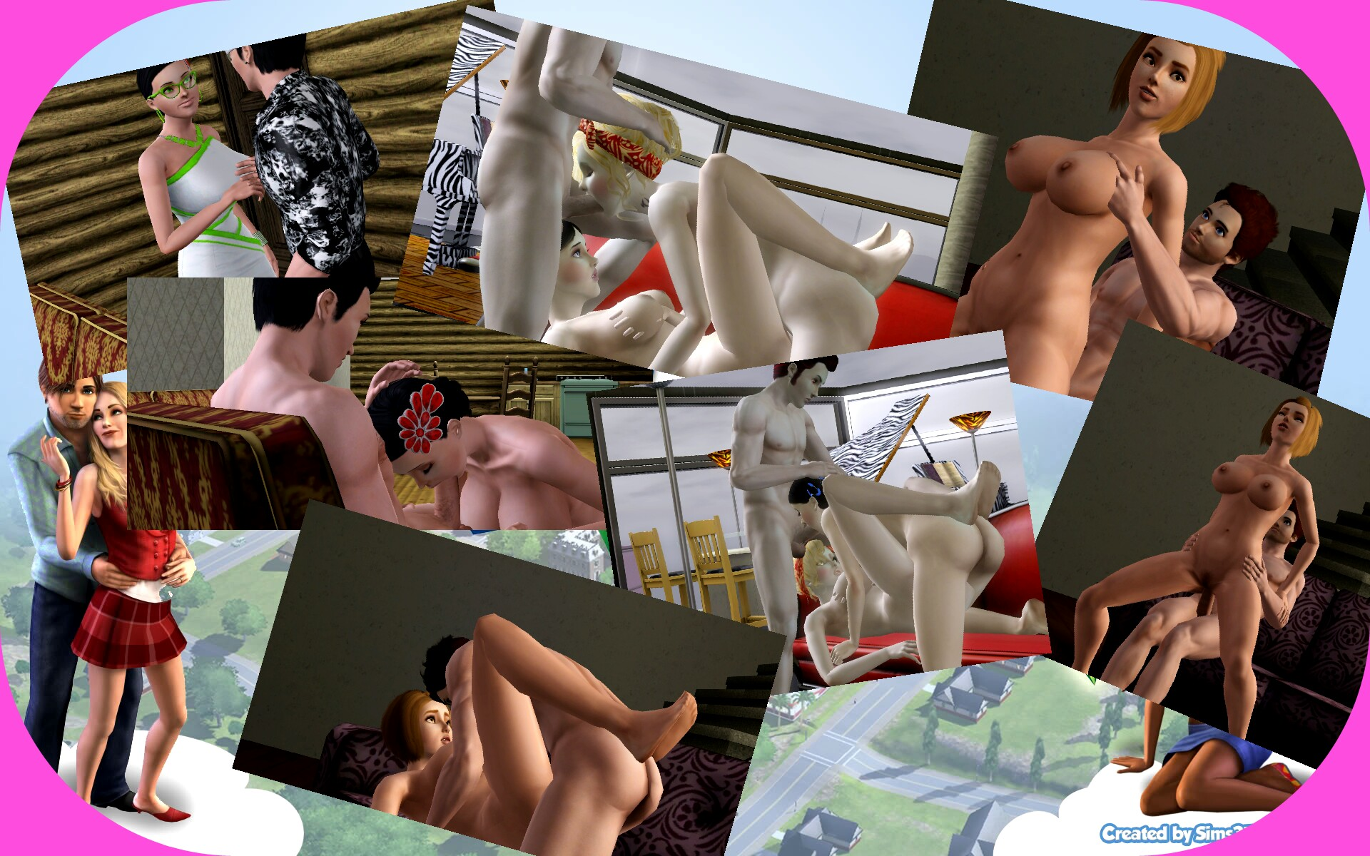 Foto sex game the sims 2 fucking scenes