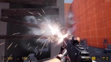 Project Borealis (фанатская Half-Life 3) - видео геймплея #2