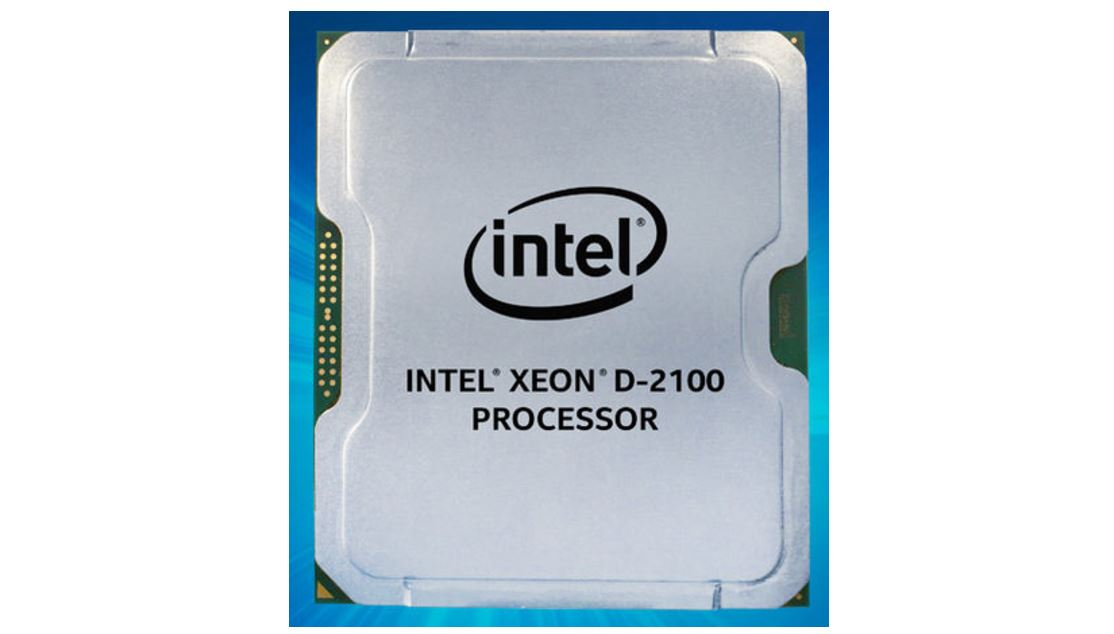 Компания Intel показала самый мощный процессор в мире Xeon D-2100?