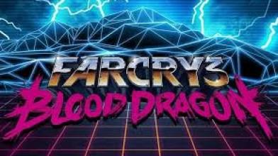 Разработчики тизерят новую Blood Dragon