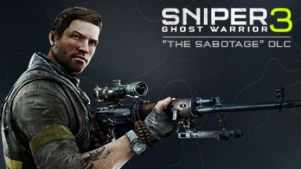 Вышло дополнение The Sabotage для Sniper: Ghost Warrior 3