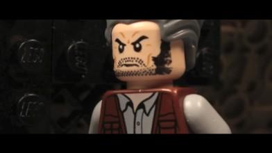 Логан - Лего-пародия