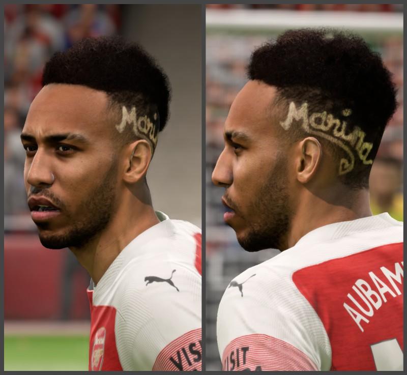 """FIFA 19 """"Обновленное лицо Обамеянга"""""""