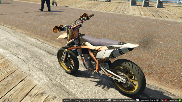 KTM Pit Bike