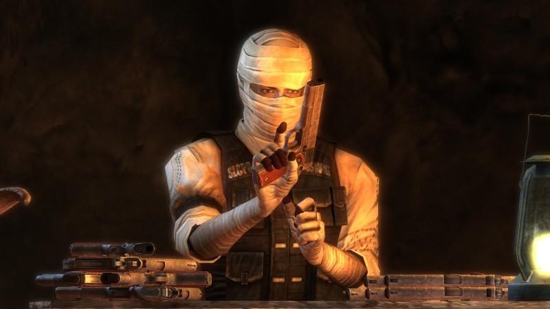 Крис Авеллон о эндгейме Fallout New Vegas