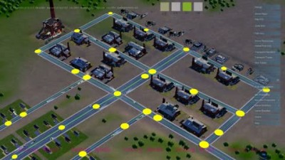 "SimCity (2013) ""Economic Loop - Demo Video"""