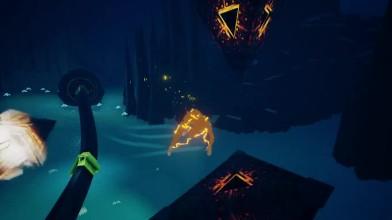 Abzu - геймплей четвертой локации