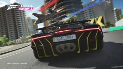 """Трейлер обновления """"Xbox One X Enhanced"""" для Forza Horizon 3"""
