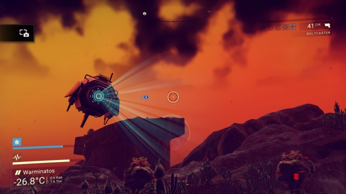 What to do in first few hours of No Man's Sky