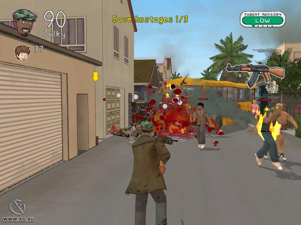 скачать игры на пк симулятор бомжа
