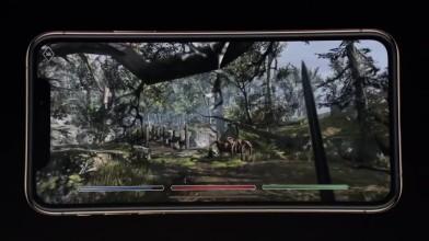 (TES) Blades Vs Skyrim - Визуальное сравнение