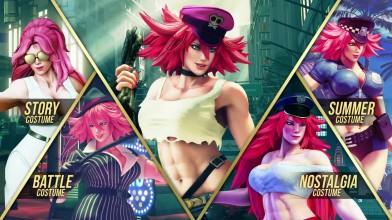 Street Fighter V: Arcade Edition - геймплейный трейлер Пойзон