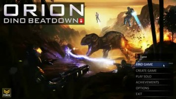 "ORION Dino Beatdown ""Геймплей"""