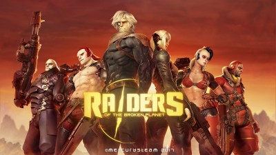 Релиз Raiders of the Broken Planet - Ultimate Edition