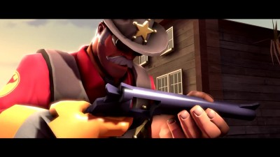"Team Fortress 2 ""An Engie Western"""