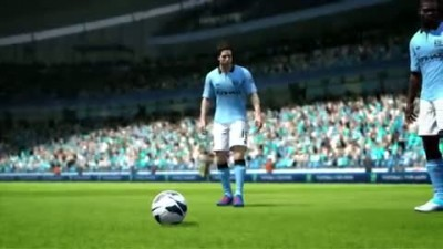 "FIFA 13 ""Manchester City Home Kit Reveal Trailer"