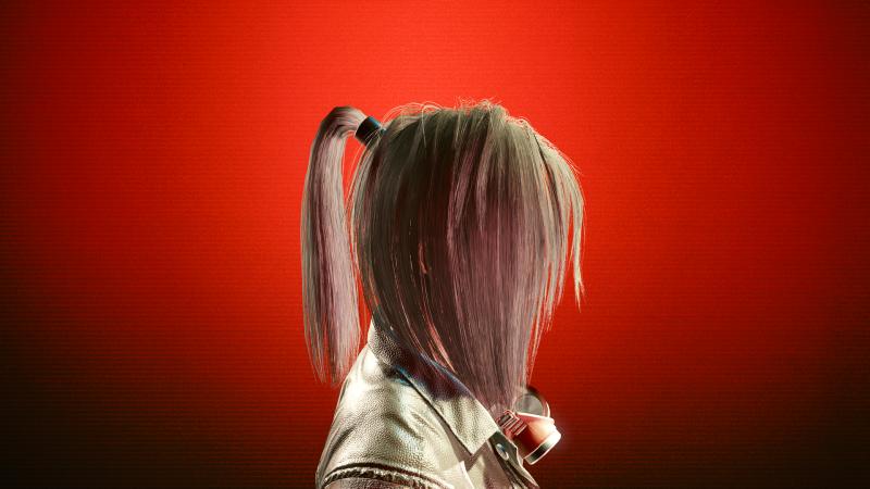 Gunmetal Grey (12 цвет прически в Save Editor)