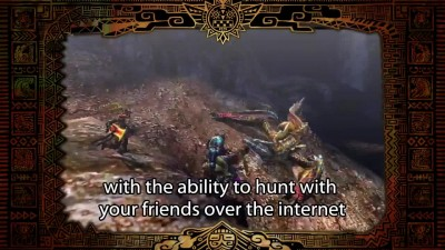 "Monster Hunter 4 Ultimate ""Трейлер анонса (2015)"""