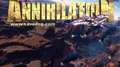 Total Annihilation доступен в Steam
