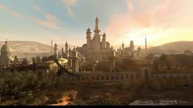 Warcraft 3 - Улучшенный ролик вступление людей