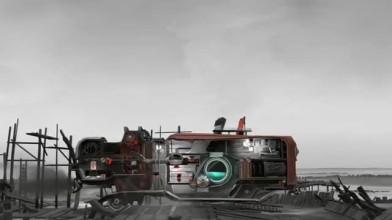 FAR: Lone Sails - Геймплей (Атмосферная приключенческая игра)
