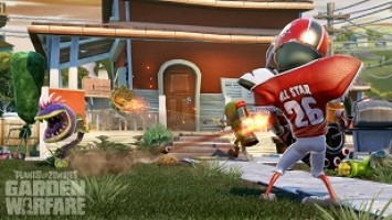 Дата выхода Plants vs. Zombies: Garden Warfare в России на PC, трейлер.