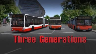 "OMSI 2 ""Официальный трейлер ""Three Generations"""""