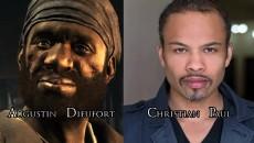 Актёры - актрисы озвучки Assassin's Creed 4: Black Flag - Freedom Cry.