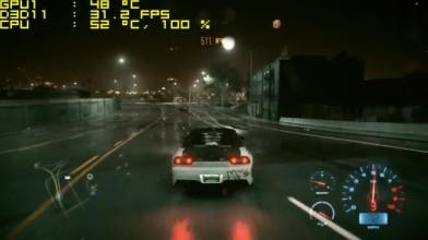 Need For Speed 2016 - NVidia GeForce GTX 750 - Core i3 6100 - 8GB RAM