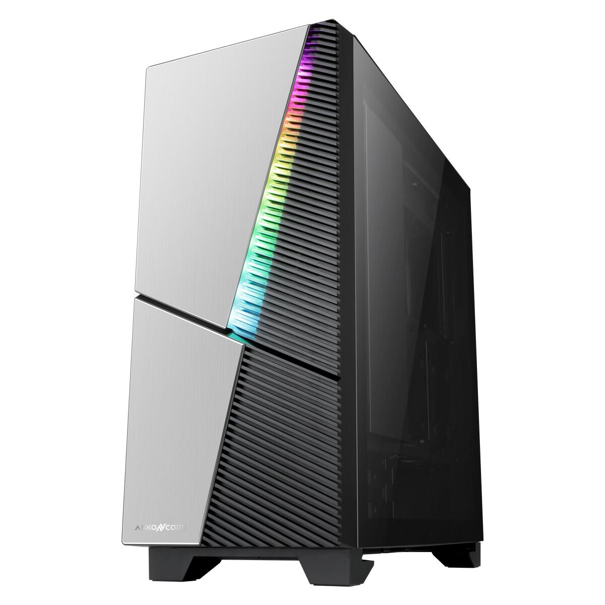 Компьютерный корпус Abkoncore AL700 Sync весит 13,6 кг