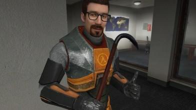 Текстуры оригинальной Half-Life улучшили с помощью нейросети