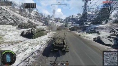 Armored Warfare \ Баласт 2.0 Запускает пердаки на орбиту!