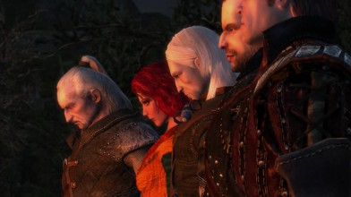 Трейлер мода The Witcher Rise of the White Wolf