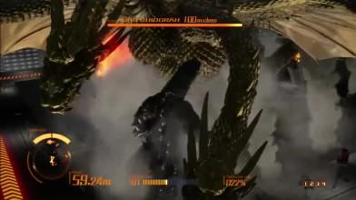"Godzilla ""Геймплейное демо"""