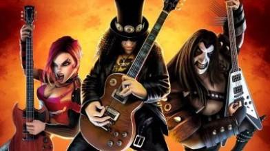 Самую сложную композицию Guitar Hero III прошли с закрытыми глазами