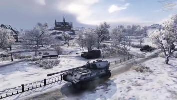 "World of Tanks ""VK 45.02 (P) Ausf. B - ЛБЗ влияют"""