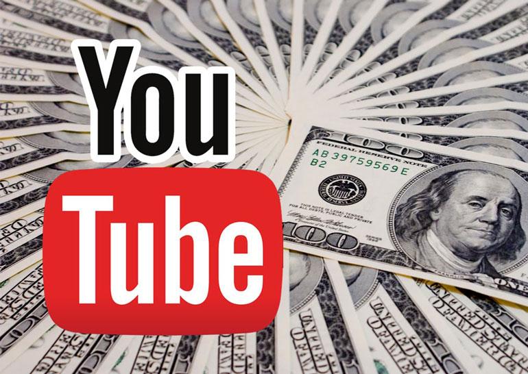 YouTube даст возможность размещать рекламу только блогерам, набравшим 10 тыс. просмотров