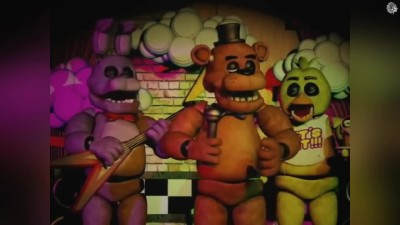 ТОП 10 ФАКТОВ - Five Nights at Freddy's [ЧАСТЬ 1]
