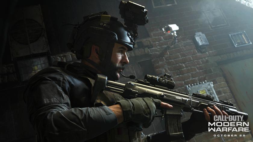 Call of Duty: Modern Warfare получит поддержку трассировки лучей с NVIDIA RTX