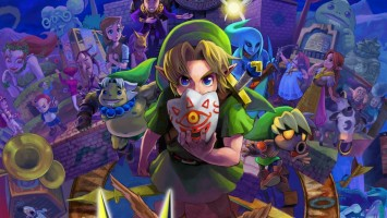 Трейлер The Legend of Zelda: Majora's Mask 3D - The Time Has Come