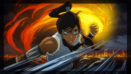 The legend of Korra в стихах
