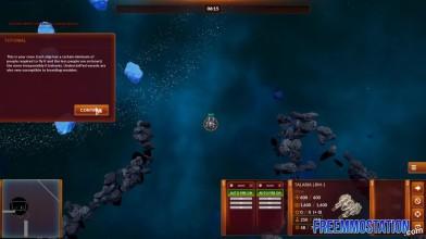 Starfall Tactics - Первый геймплей