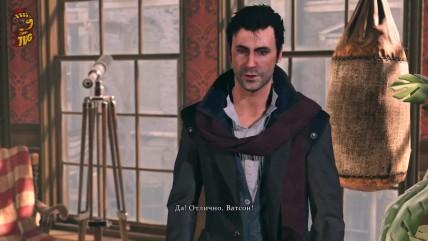 Sherlock Holmes the Devil s Daughter - ВидеоОбзор игры про Лучшего Детектива!