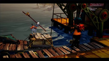 Flame in the Flood рафтинг