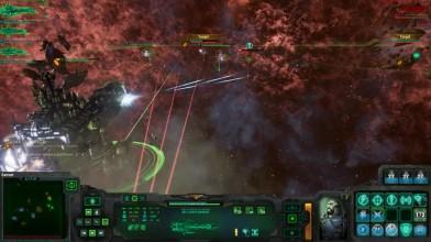 """Battlefleet Gothic Armada """"прохождение на русском Гоняем Хаос глава Глава 4 - Ч6 обзор"""""""