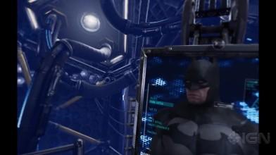 Первые 12 минут Batman: Arkham VR