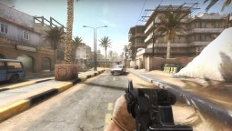 Counter-Strike Global Offensive против Insurgency