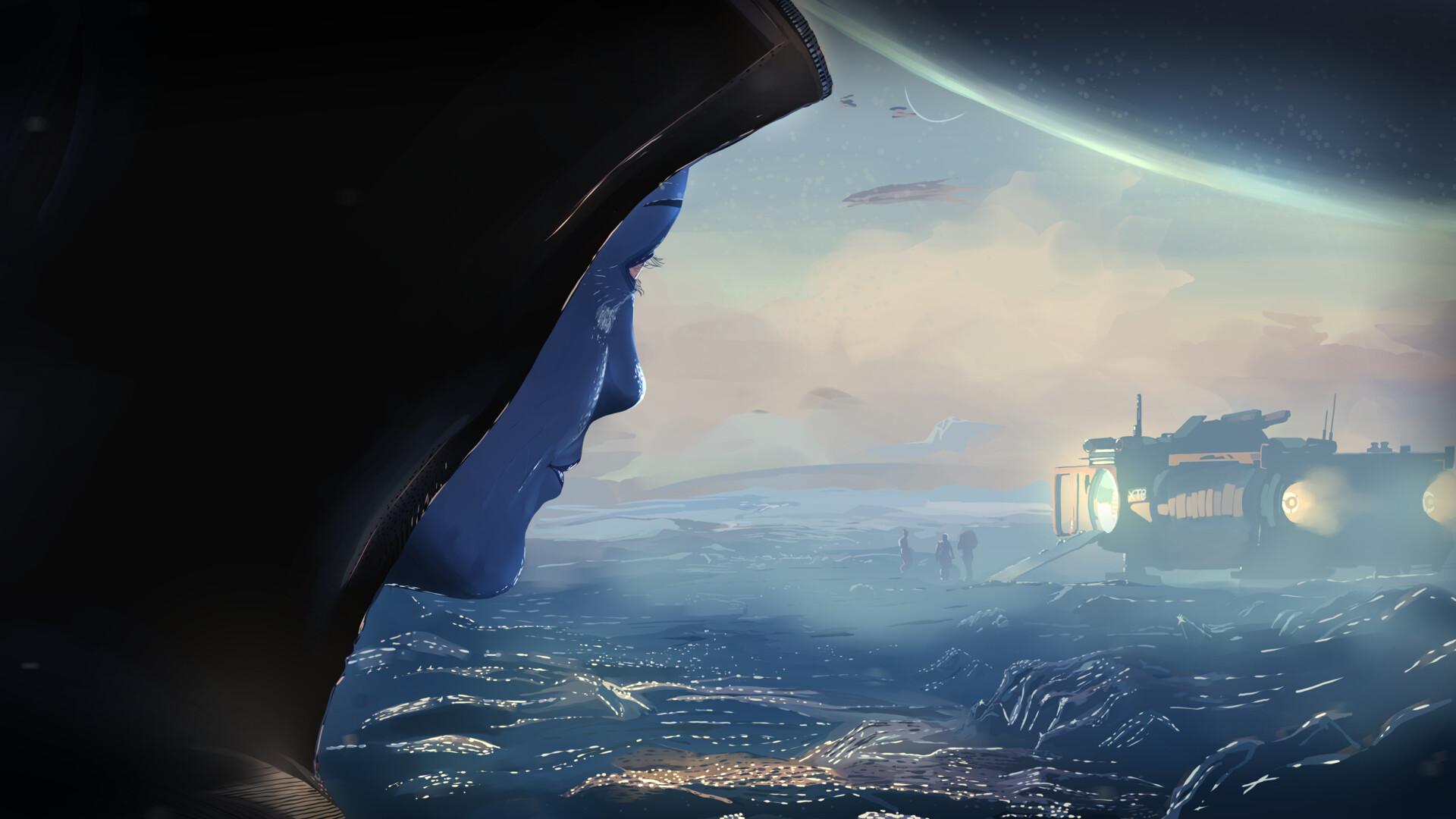 Новый Mass Effect, похоже, вернется на Unreal Engine, а BioWare ищет технического директора